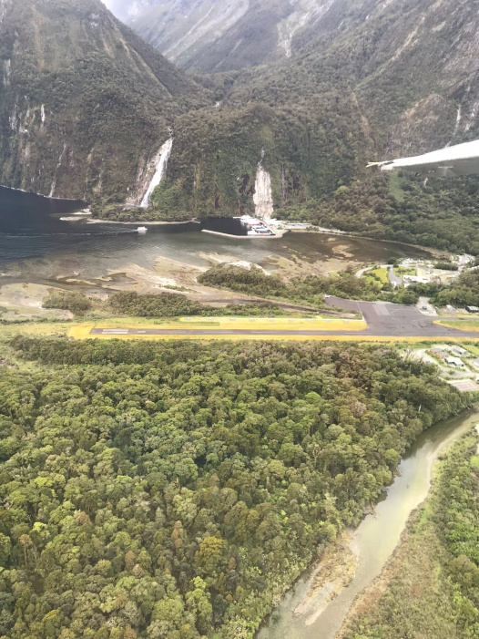 Milford Sound airstrip